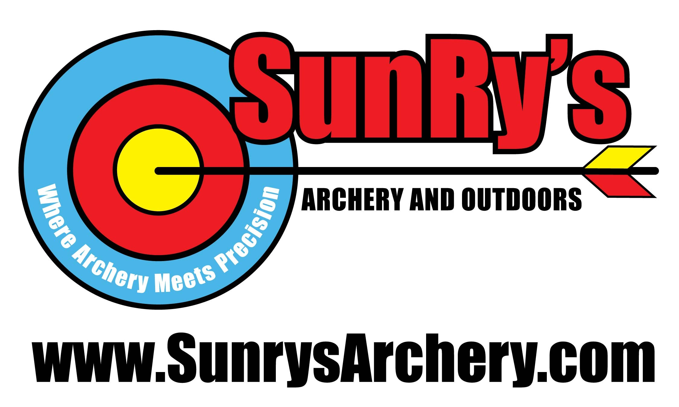 how to get archery sponsors